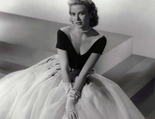Von der Eleganz der Frau und ihrer Mode