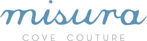 misura cove couture – Maßbekleidung für Damen Logo
