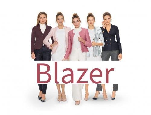 Der Blazer – Dein neues Lieblingsstück