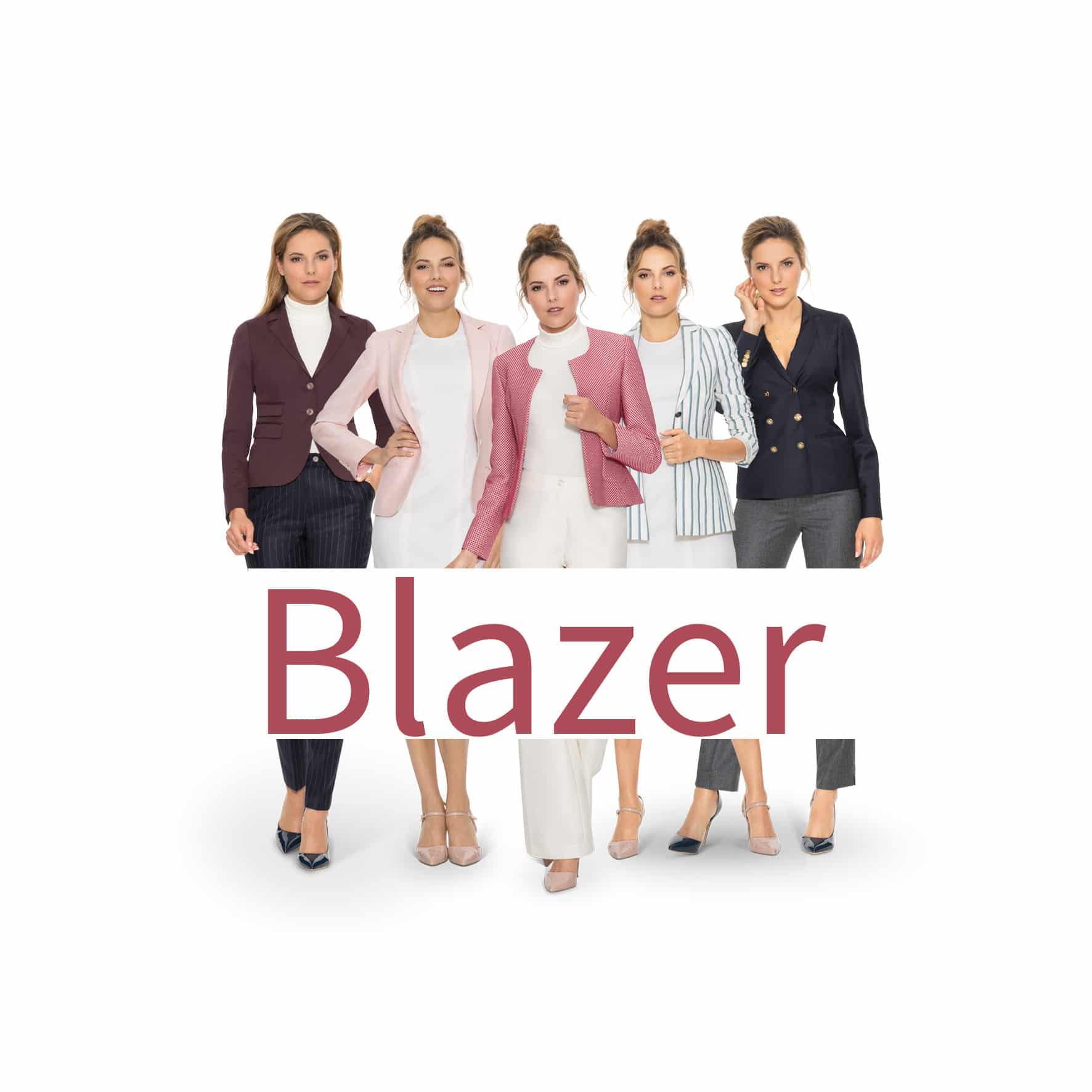 Blazer Businessoutfit Freizeitlook