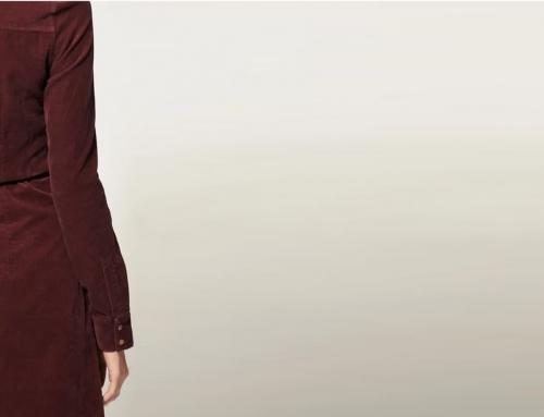 Hemdblusenkleid aus Corduroy: Kreiere Dein eigenes Statement